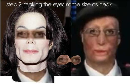 Michael Jackson Dead Body Face Michael jackson death hoax