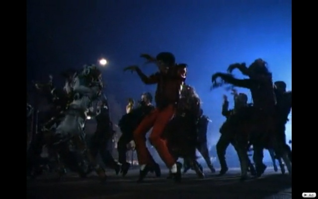 Майкл джексон зомби песня скачать